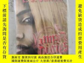 二手書博民逛書店罕見The Vampire Diaries:The Awakening and The Struggle 9780
