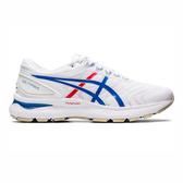 Asics Gel-nimbus 22 [1011A780-100] 男鞋 慢跑 運動 輕量 支撐 緩衝 彈力 白藍