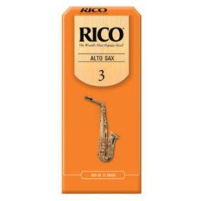 凱傑樂器 RICO 中音 ALTO SAX 25片裝 薩克斯風 竹片