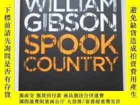 二手書博民逛書店Spook罕見Country Gibson, William 國