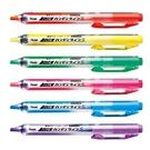 【奇奇文具】飛龍牌Pentel SXNS15 自動螢光筆 1.0~4.5mm /支