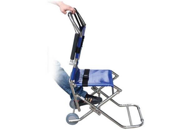 樓梯擔架 緊急救護搬運椅 不鏽鋼 耀宏 YH115-1