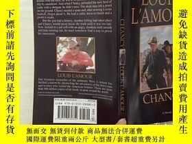 二手書博民逛書店CHANCY罕見茜茜 英文原版Y199921 Louis L