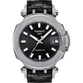 TISSOT 天梭 T-RACE SWISSMATIC 機械錶-45mm T1154071705100