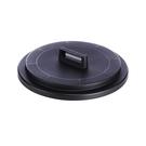 聯府 商用圓型95L上蓋-(黑) PCL-956