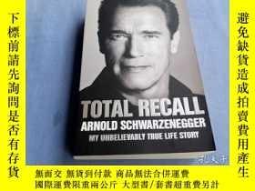 二手書博民逛書店Total罕見Recall : Arnold Schwarzen