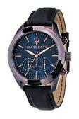 【Maserati 瑪莎拉蒂】/經典三眼錶(男錶 女錶)/R8871612008/台灣總代理原廠公司貨兩年保固