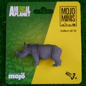【Mojo Fun 動物星球頻道 獨家授權】 迷你犀牛 387403