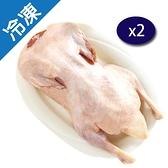 國產土番鴨(去頭腳翅)X2【愛買冷凍】