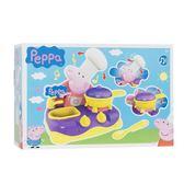 【Peppa Pig】粉紅豬小妹音效瓦斯爐組PE07981[衛立兒生活館]