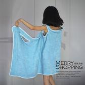 兒童浴巾   百變超細纖維吊帶圍巾 加大毛巾 睡衣 圍裙 【CC282】