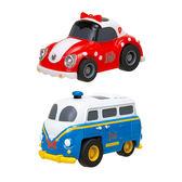 迪士尼 Takara Tomy 扭蛋轉蛋 10週年限定 造型小汽車 (隨機1入)