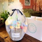 滿月禮盒 新生兒玩具禮盒嬰兒用品玩具套裝百天男寶寶滿月禮物禮籃送禮高檔 魔法空間