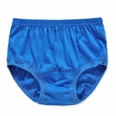 中老年內褲男士純棉褲衩褲頭寬鬆老人高腰大碼三角短褲全棉夏季
