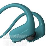 預購【曜德 買一送三】SONY NW-WS623 藍 4GB 藍芽防水極限運動數位隨身聽 12Hr續航