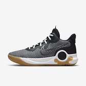 Nike Kd Trey 5 Ix Ep [CW3402-006] 男鞋 籃球鞋 運動 休閒 避震 包覆 柔軟 灰 黑