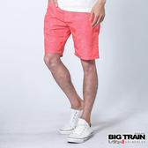 Big Train 全地域街頭短褲-男-紅-B5011513