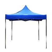 戶外廣告帳篷印字四腳帳篷傘擺攤雨棚遮陽棚摺疊伸縮車棚大傘雨蓬  WD