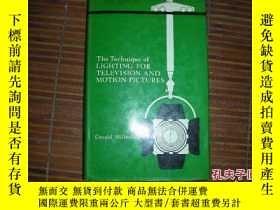 二手書博民逛書店The罕見Technique of LIGHTINGFORTE LEVISION ANDY14635 Gera