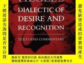 二手書博民逛書店Hegel s罕見Dialectic Of Desire And RecognitionY255562 Joh