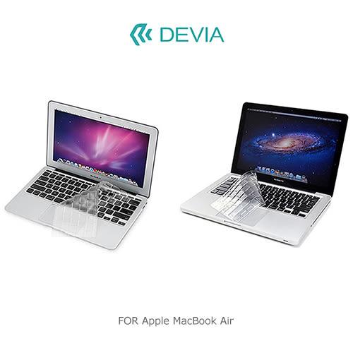 摩比小兔~ DEVIA Apple MacBook Air 11 吋 鍵盤保護膜 鍵盤保護 防灰塵