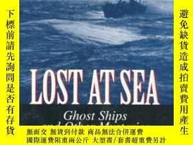 二手書博民逛書店Lost罕見at Sea-在海上迷失Y443421 Michael Goss Har... 出版1970