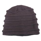 針織毛帽-雙面顏色加厚保暖個性羊毛男帽子3色71ag34【巴黎精品】
