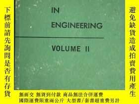 二手書博民逛書店TEMPERATURE罕見MEASUREMENT IN ENGINEERING VOLUME 2Y153827