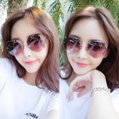 2020新款墨鏡女韓版潮復古原宿風圓臉防紫外線網紅太陽鏡街拍眼鏡