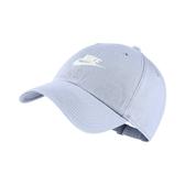 【現貨】NIKE  H86 FUTURA WASHED CAP 運動帽 老帽 白LOGO 水藍 913011-442