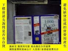 二手書博民逛書店1000places罕見to see in the usaada