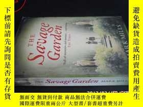 二手書博民逛書店THE罕見savage garden5919