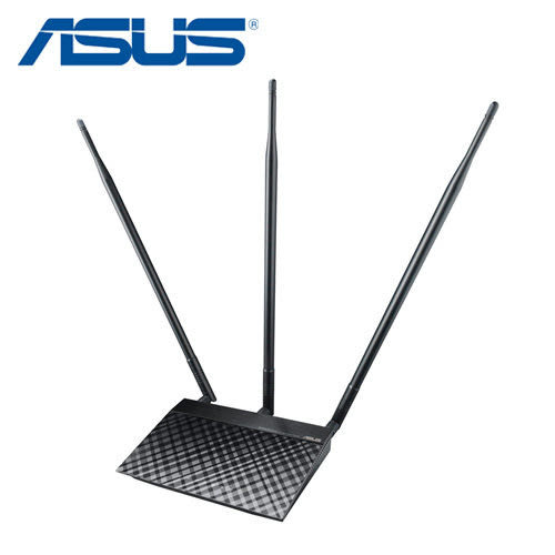 【ASUS 華碩】RT-N14UHP 無線網路IP分享器 【贈軟毛牙刷】