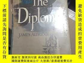 二手書博民逛書店THE罕見DIPLOMAT 外文原版 精裝Y14465 JAMES ALDRIDGE 出版1950