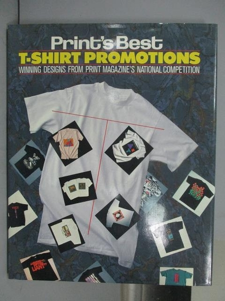 【書寶二手書T4/設計_PEX】Print s Best T-Shirt Promotions