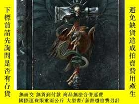 二手書博民逛書店Games罕見Workshop Warhammer 40,000 Rulebook戰錘40,000精裝 Y36