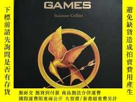 二手書博民逛書店MINT罕見READERS THE HUNGER GAMES Level 8Y156495 Suzanne C