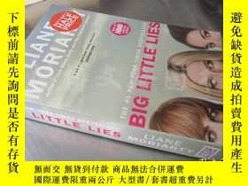 二手書博民逛書店Big罕見Little Lies: TV Tie-in 【32開 英文原版】Y16472 Liane Mori