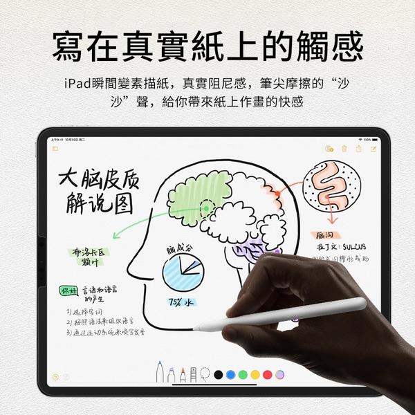 類紙膜 2021 iPad 8 10.2 10.9 Mini 7.9 Air 3 4 5 Pro 10.5 11 12.9 手寫膜 磨砂 保護貼 繪圖膜 肯特紙 保護膜