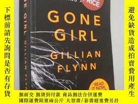 二手書博民逛書店Gone罕見Girl 《消失的愛人》Gillian Flynn