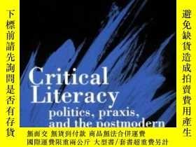 二手書博民逛書店Critical罕見LiteracyY256260 Lankshear, Colin  Mclaren, Pe