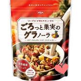 【京之物語】日本日清穀物早餐片 綜合水果口味 果實味 麥片 營養早餐200g-現貨