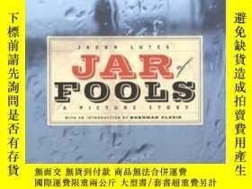 二手書博民逛書店Jar罕見Of FoolsY256260 Jason Lutes Drawn And Quarterly 出