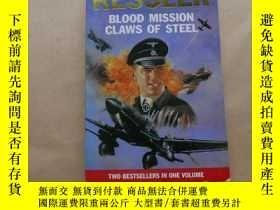 二手書博民逛書店Blood罕見Mission Claws of SteelY2931 Kessler, Leo Simon &