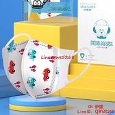 兒童口罩夏季薄款專用3d立體寶寶小孩嬰幼口耳罩【CH伊諾】