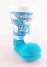 【震撼精品百貨】The Runabouts_RB工程車~聖誕擺飾-靴子造型-藍色(ss)