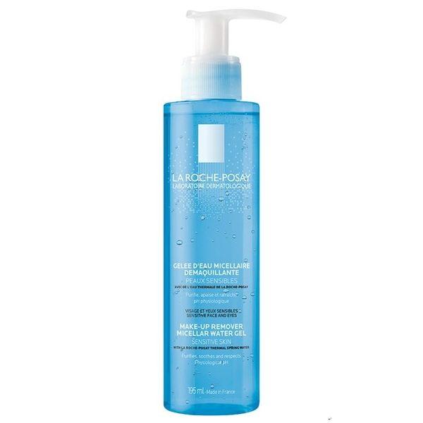 理膚寶水-舒緩保濕卸妝水凝膠195ml 新效期 公司貨中文標 PG美妝