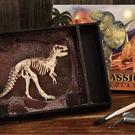 木匠手作 《歡樂隨享版》恐龍化石巧克力 250g - 霸王龍 考古巧克力 | OS小舖