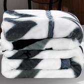 毛毯雙層毯子加厚床單被子珊瑚絨冬季保暖單人學生宿舍拉舍爾蓋毯 樂活生活館