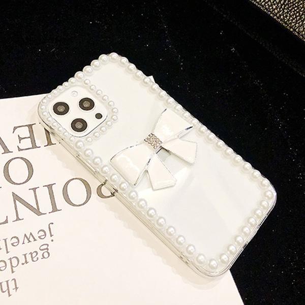 Realme X50 Pro 華碩 ZS590KS vivo X60 Pro 紅米 Note 9 小米 10T 高雅珍珠 手機殼 水鑽殼 訂製